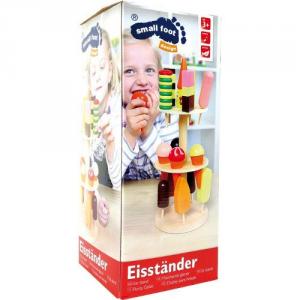 Gelati e Porta gelati in legno accessori gioco bambini
