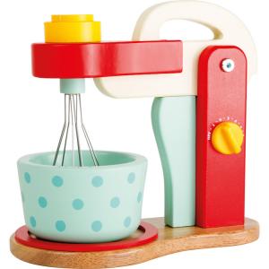 Frullatore in legno con accessori Gioco cucina per Bambini