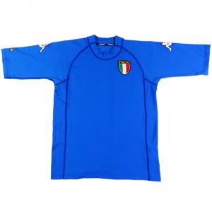 2000-01 Italia Maglia Home L (Top)