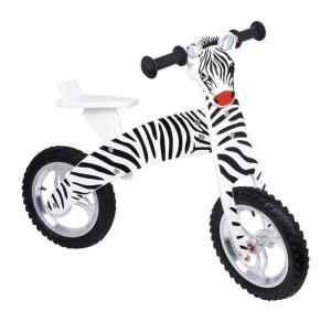 Triciclo bicicletta senza pedali per bambini primi passi ZebraGi