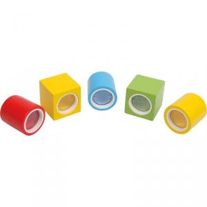 Caleidoscopio cubo set da 5