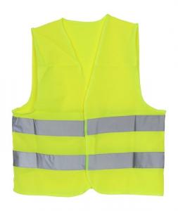Set riflettenti di sicurezza strada per bambini con portachiave simile per borse