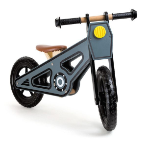 Bicicletta a spinta Primi passi in legno Speedy Legler 10108