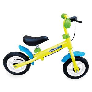 Bicicletta senza pedali a spinta Verde mela Legler 10300