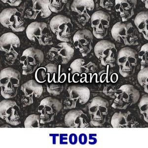 Pellicola per cubicatura Teschi 5