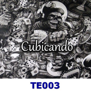 Pellicola per cubicatura Teschi 3