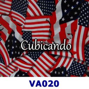 Pellicola per cubicatura Bandiera USA