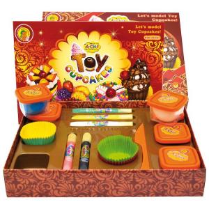 A-Clay scatola plastilina per creare Dolcetti colorati Set bricolage per bambini