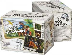 L'uova del dinosauro Set bricolage per bambini Confezione regalo