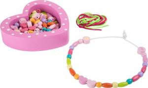 Bracciali perline colorate fai-da-te Giocattolo per bambine