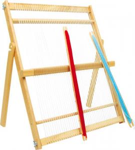 Telaio da Tessitura Giocattolo con 2 stecche Versione grande