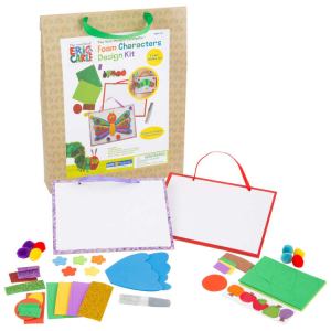Set bricolage per bambini Immagini Bruco Maisazio