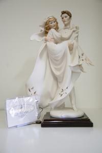 Statua Capodimonte-Firmata Giuseppe Armani