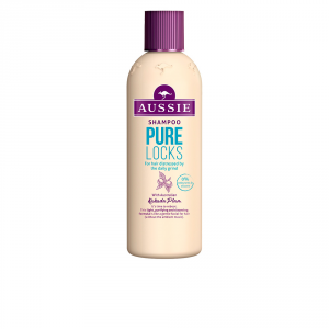 Aussie Pure Locks Shampoo 300ml