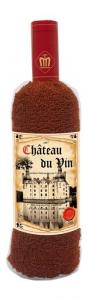 Asciugamano Bottiglia di vino
