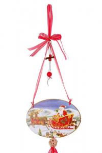 Pendagli addobbi e Adesivi decorazioni per natale