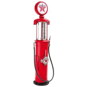 Pompa di benzina nostalgica Tokheim da collezione