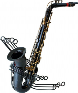Sassofono da collezione Strumento musicale nostalgico