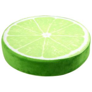 Pouf cuscino morbido Lime arredo casa Legler 10281