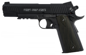 COLT Rail Gun Black fixed metal slide