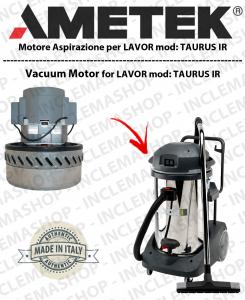 TAURUS IR motor de aspiración AMETEK para aspiradora LAVOR