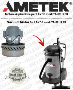 TAURUS PR motor de aspiración AMETEK para aspiradora LAVOR