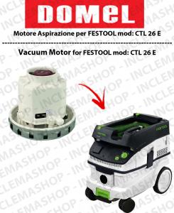 CTL 26 E motor de aspiración DOMEL para aspiradora FESTOOL