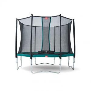 Trampolino Tappeto Elastico Berg Favorit Safety Net Comfort Varie Misure