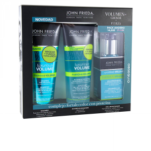 John Frieda Luxurious Volume Shampoo 250ml Set 3 Parti 2018