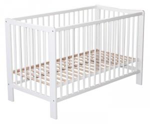 Lettino per neonati bambini in legno ca 124 x 67 x 80 cm