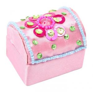 Portagioie/cofanetto gioielli per bambine Set da 3