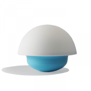Luce notturna LED Funghetto Nuke Blu - Flow
