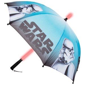 Star Wars Ombrello con illuminazione LED Storm Trooper