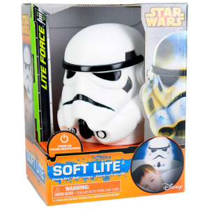Luce notturna cameretta Star Wars Storm Trooper
