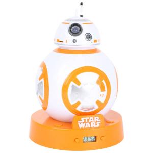 Sveglia BB-8 Star Wars con proiezione