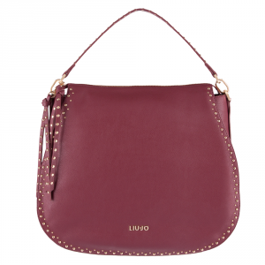 Shoulder bag Liu Jo GIOIA A68051 E0033 DARK RED