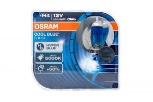 Lampade Alogene Auto Osram Cool Blue H4