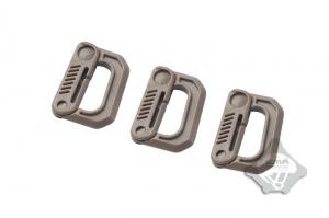 FMA moschettone Type D SMALL - DE
