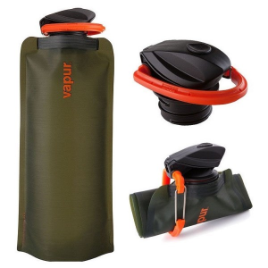 Vapur Eclipse - Verde Militare The Anti-Bottle 0,7 Lt