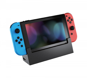 Kit base ricarica e collegamento TV Nintendo Switch