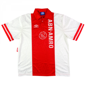1993-94 Ajax Maglia Home XL (Top)