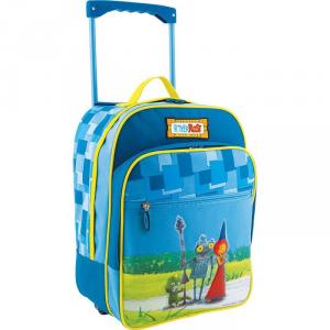 Trolley per bambini + borsa Ritter Rost il cavaliere ruggine, Legler