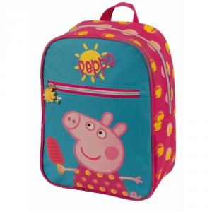 Zaino - Zainetto asilo scuola 29 cm bambina, Peppa Pig