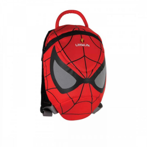 Zaino zainetto scuola asilo Littlelife Spiderman +3 ANNI