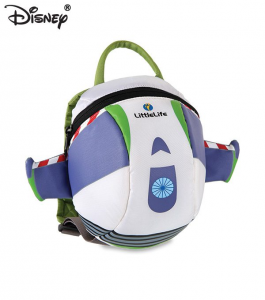 Zainetto bimbo con rendinella Littlelife Disney Buzz Lightyear , 1-3 anni
