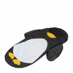 Sacco a pelo per bambini gonfiabile Littlelife Pinguino