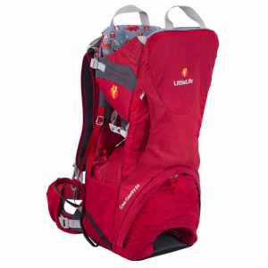 Zaino porta bimbo Littlelife Cross Country Rosso