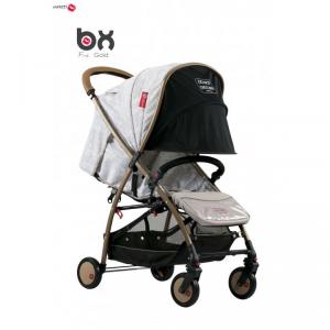 BX Frà-Gold passeggino leggero, chiusura Lampo, traspirante full optional, Baciuzzi