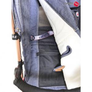 Passeggino Baciuzzi Full Optional BX TOP Jeans