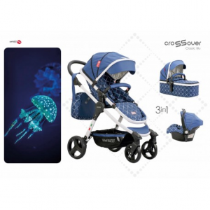 Trio CROSSOVER Classic Blue full optional Baciuzzi